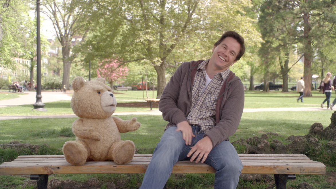 Mark Wahlberg i Ted