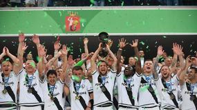 LOTTO Ekstraklasa: legioniści świętują zdobycie tytułu mistrzowskiego