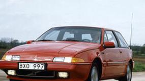 Pierwsze Volvo z napędem na przednie koła ma 25 lat