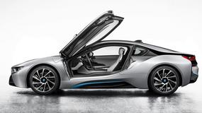 Pierwsze oficjalne zdjęcia BMW i8