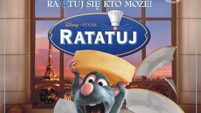 Ratatuj - plakaty