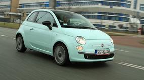 Fiat 500 Cult - Daje sporą frajdę