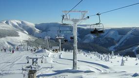 Czeskie Karkonosze - 150 km tras narciarskich tuż za granicą