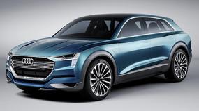 Audi e-tron quattro concept: sportowy SUV z napędem elektrycznym
