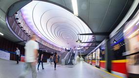 Najbardziej imponujące stacje metra na świecie. Polska też tu jest!