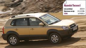 Hyundai Tucson - nieduży, za to solidny
