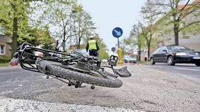 Rowerzyści są wszędzie. I bywają niebezpieczni!
