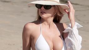 Charlotte McKinney w bikini. Co za ciało!