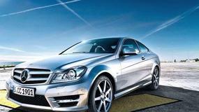 Mercedes klasy C coupe – tak powinno być od początku!