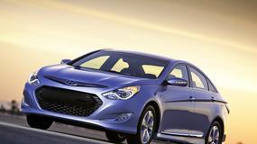 Nowy Jork 2010: Hyundai Sonata Hybrid dla oszczędnych Amerykanów