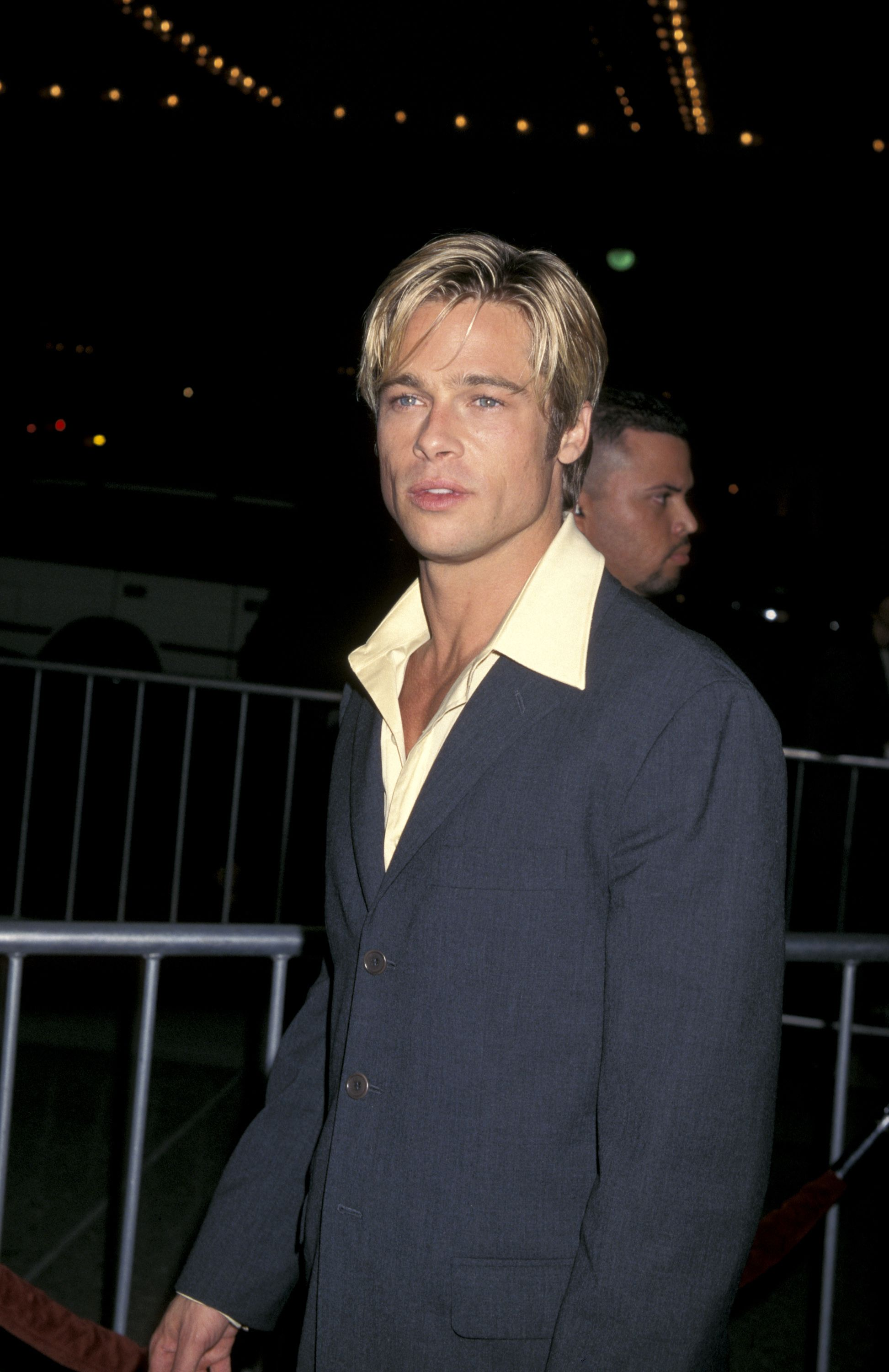 Here's 32 Photos That Show Brad Pitt Has Barely Aged Over