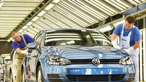 Volkswagen zwiększa produkcję Golfa