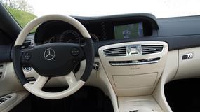 Test: Mercedes CL