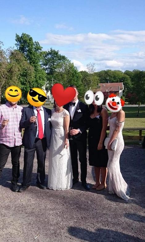 Slika sa venčanja