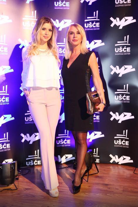 Olivera Jovićević sa ćerkom