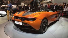 McLaren 720S – na pokaz