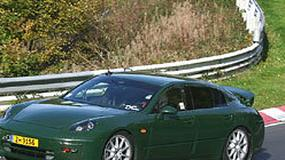 Zdjęcia szpiegowskie: Porsche Panamera