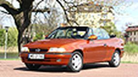 Opel Astra Cabrio - Dużo zabawy za małe pieniądze