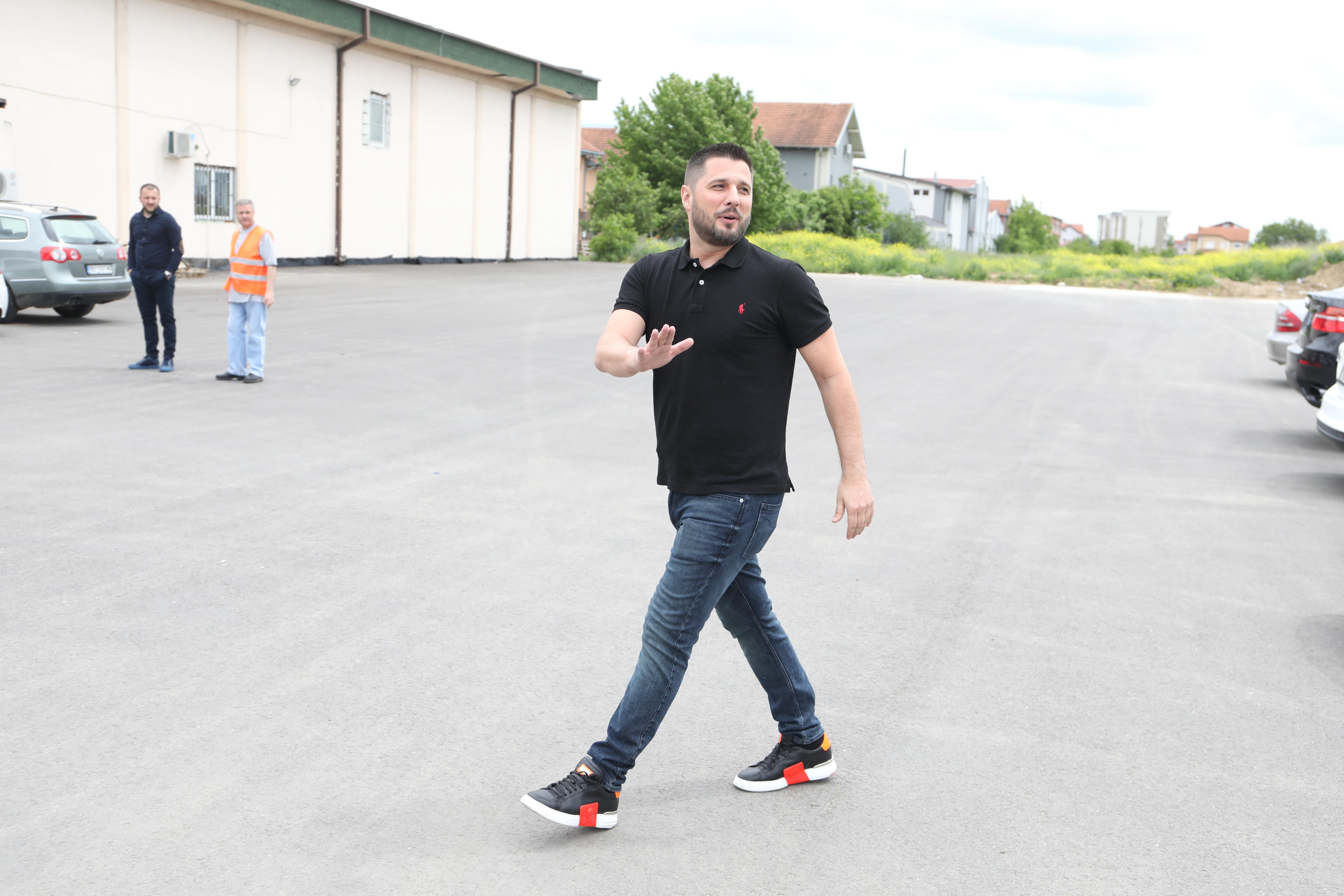 Marko Miljković POKAZAO BURMU! Video
