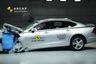 Volvo S90 przy prędkości 64 km/h