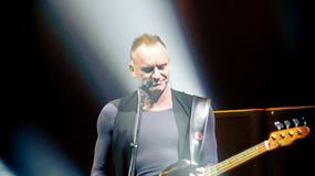 Sting w Łodzi [zdjęcia, relacja]