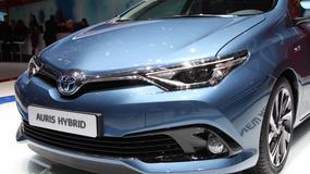 Nowy silnik 1.2 Turbo Toyoty debiutuje w Aurisie