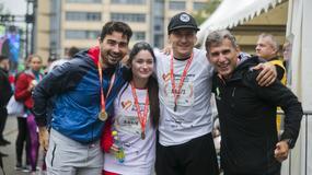 Gwiazdy pobiegły charytatywnie. Kto wziął udział w Warszawa Business Run?