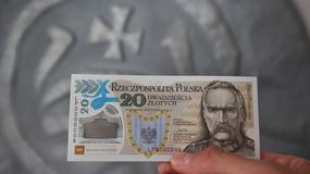 Nowy banknot kolekcjonerski NBP