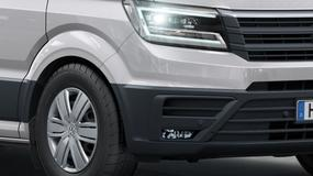 Volkswagen Crafter - nowy model z Polski