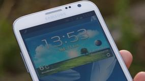 Samsung Galaxy Note II rozebrany na części