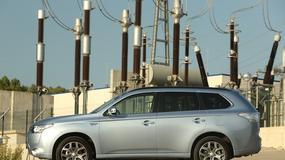 Mitsubishi Outlander PHEV: elektryczna rewolucja