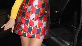 Celine Dion odsłoniła zgrabne nogi