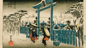 """""""Droga do Edo"""" na wystawie w Muzeum Narodowym w Warszawie"""