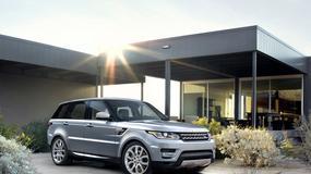 Nowy Range Rover Sport od 321 900 zł