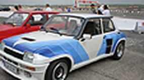 Renault 5 Turbo - Wyczynowy z mocnymi plecami