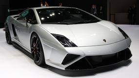 Lamborghini Gallardo LP 570-4 Squadra Corse z bliska