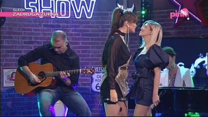 Milica Pavlović i Kija Kockar