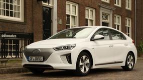 Hyundai Ioniq Electric: bez kropli paliwa (pierwsza jazda)