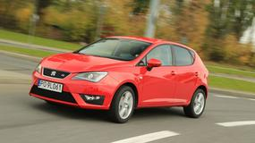 Seat Ibiza 1.2 TSI FR - dużo lepsza dynamika i technika