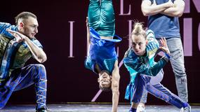 Red Bull Flying Illusion w Warszawie: triki, supermoce i taniec