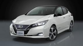 Nissan Leaf drugiej generacji dojedzie dalej i jest ładniejszy