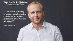 Piotr Adamczyk, Karolina Malinowska i inne gwiazdy w kampanii o kochaniu. Co powiedzieli?
