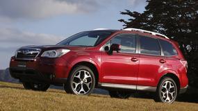 Nowy Subaru Forester: po prostu SUV