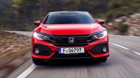 Honda Civic - ma tylko jeden minus