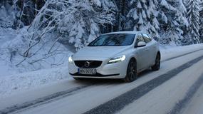 Volvo V40 D3 - Do miasta i na narty