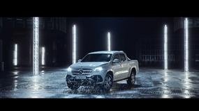 Mercedes Klasy X w kinach