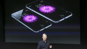 "Apple iPhone 6, 6 Plus vs. ""reszta świata"""