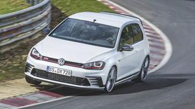 Volkswagen Golf GTI Clubsport S - 310 KM na urodziny