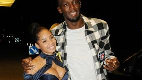 Usain Bolt imprezuje z seksowną ukochaną