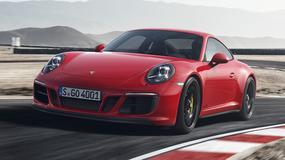 Porsche 911 GTS: pięć nowych wariantów